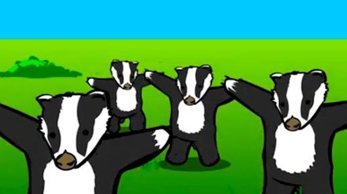 Badger, Badger, Mushroom: Remembering 'Random' Humour of the 2000s