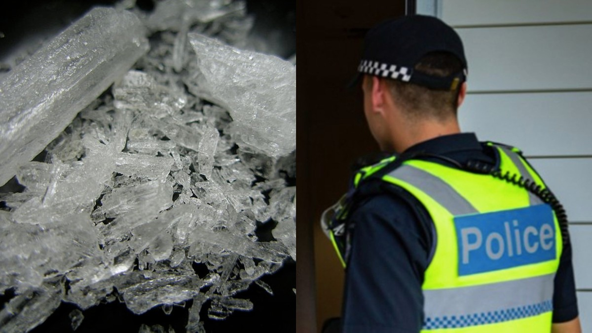 A Melbourne Ice Addict Dressed Up as a Cop and 'Raided' Another Drug User's House