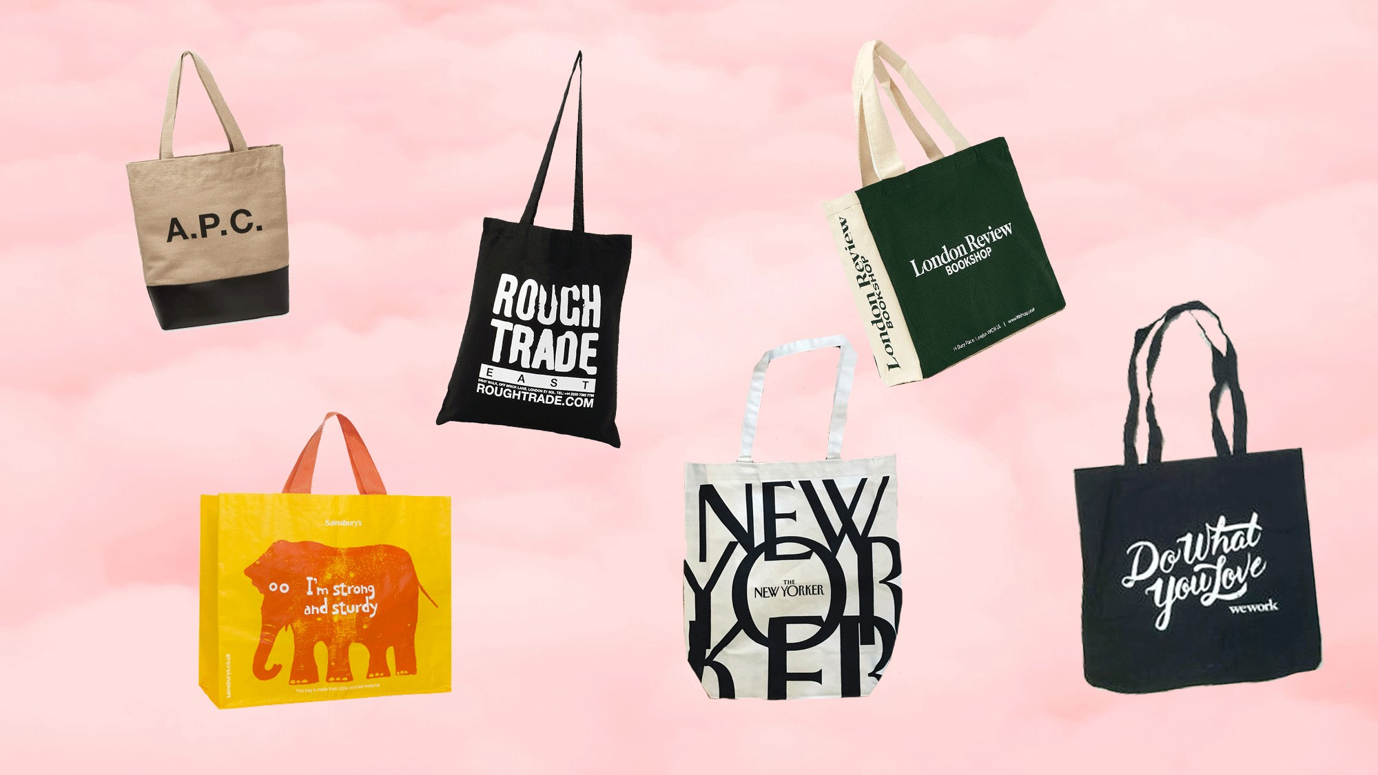 What Your Tote Bag Says About You Vice