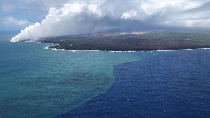 Hawaii's Kīlauea Volcano Eruption Caused an Explosion of Ocean Life