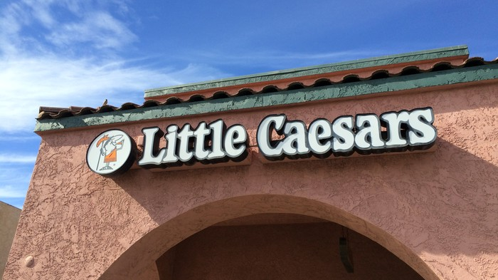 Two Dudes Allegedly Tried to Rob a Little Caesar's in the Dumbest Way Imaginable
