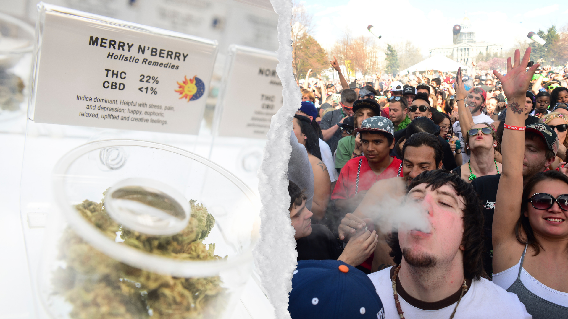 Is Weed for Fun or Medicine? The Government Might Finally Decide
