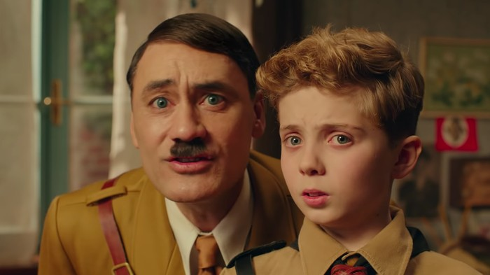 No One Wanted to Play Hitler in 'Jojo Rabbit,' So Taika Waititi Did It Himself