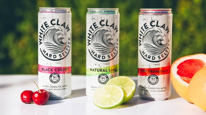 There's a Nationwide Shortage of White Claws