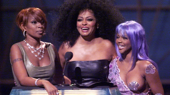How Diana Ross, a Pasty, and a Public Boob Pat Enshrined Lil' Kim as a Legend