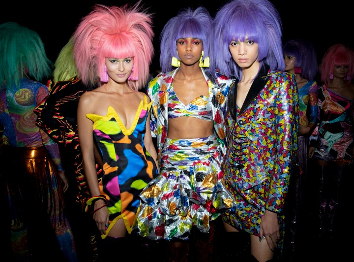 Jeremy Scott is Truly Outrageous