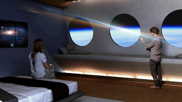 Space Hotel Will Be Like 'Going on a Cruise,' Designer Ominously Warns