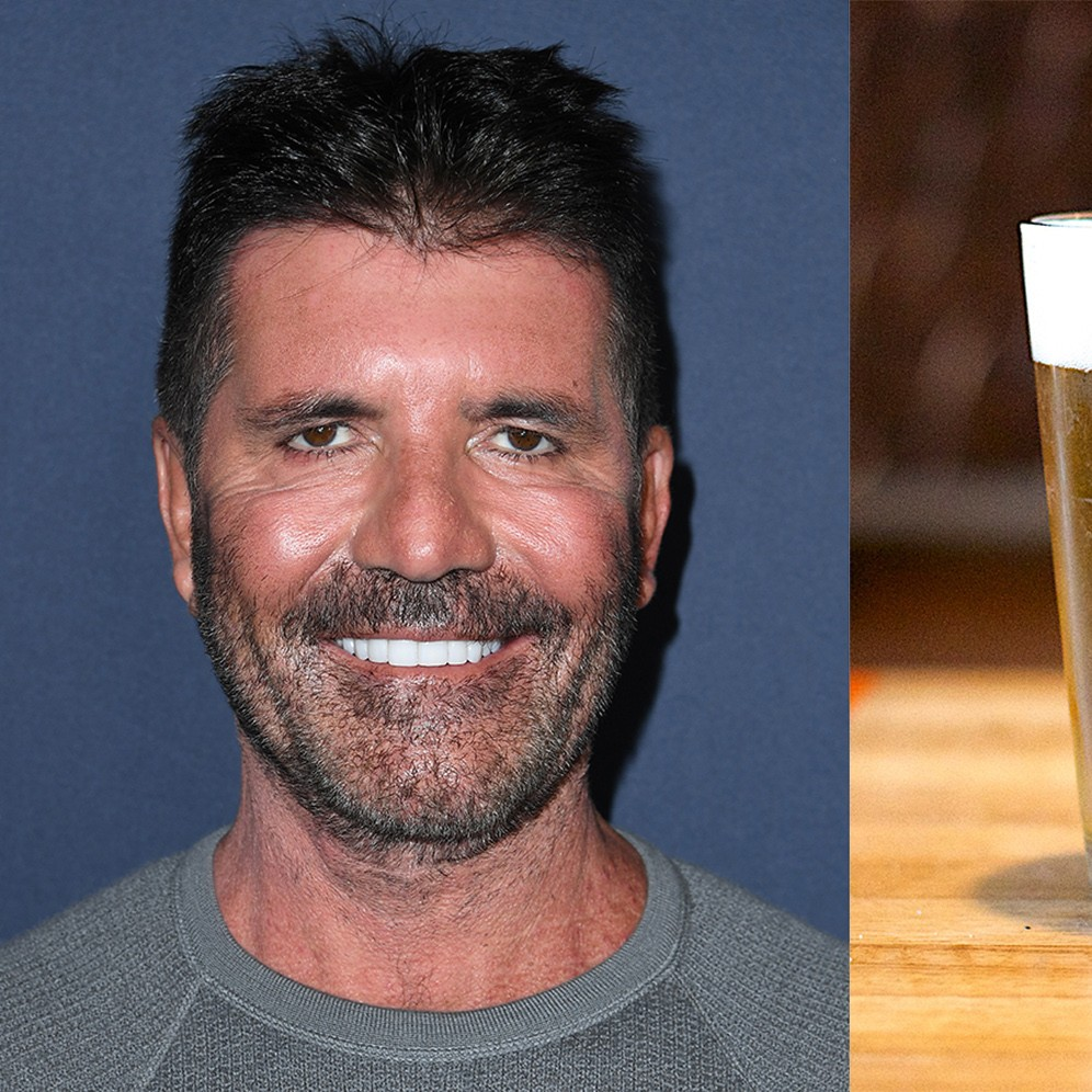 Simon Cowell S Terrifying New Face Came From Drinking Light Beer His Colleague Says