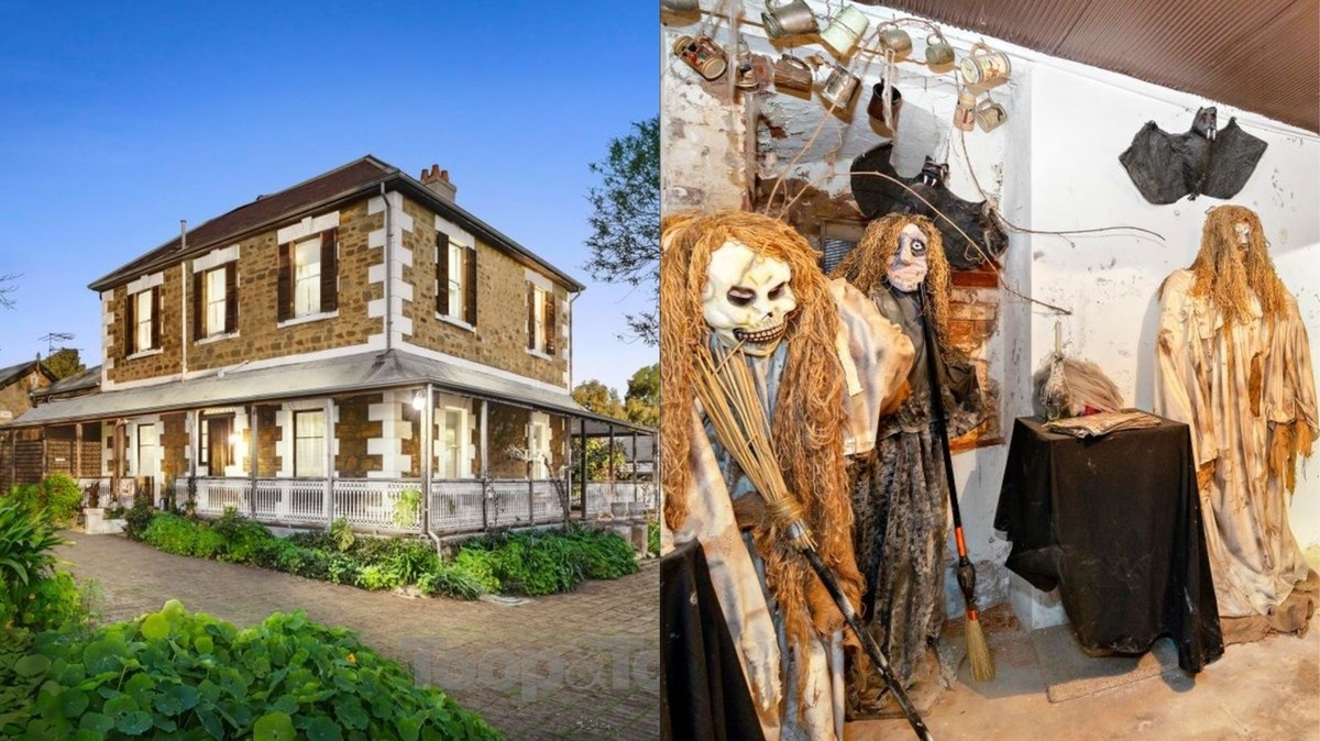 We Found Out the Story Behind That Terrifying Hell House in Australia