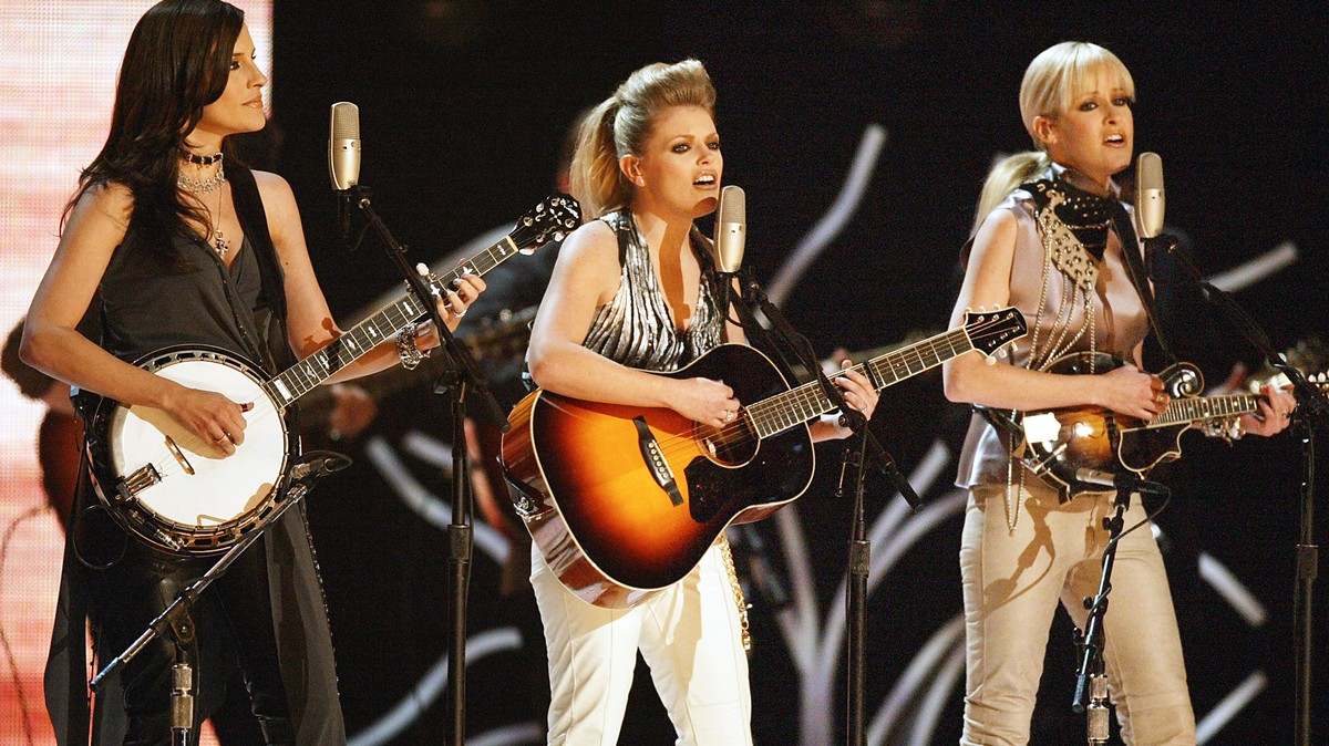 Sixteen Years Later, Country Radio Is Still Mad at the Dixie Chicks