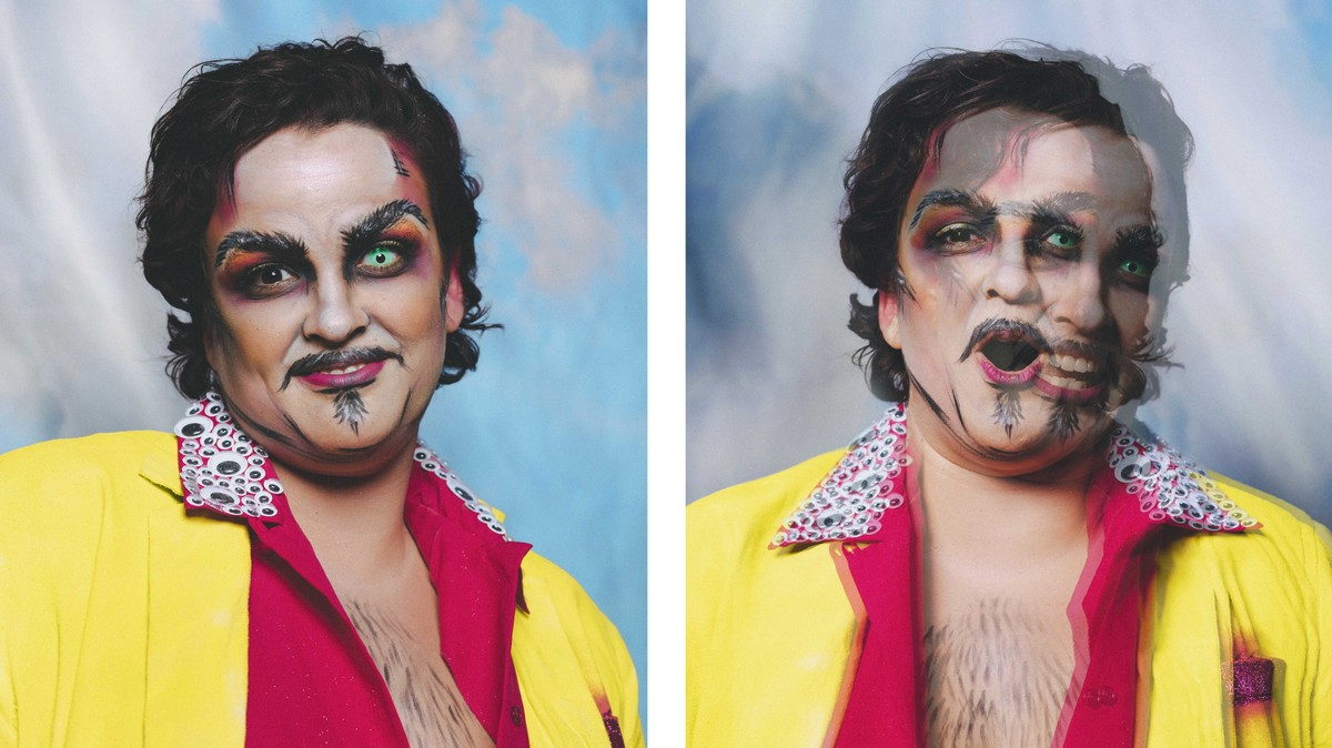 Rare Candid Portraits of Drag Artists That Capture What's Underneath