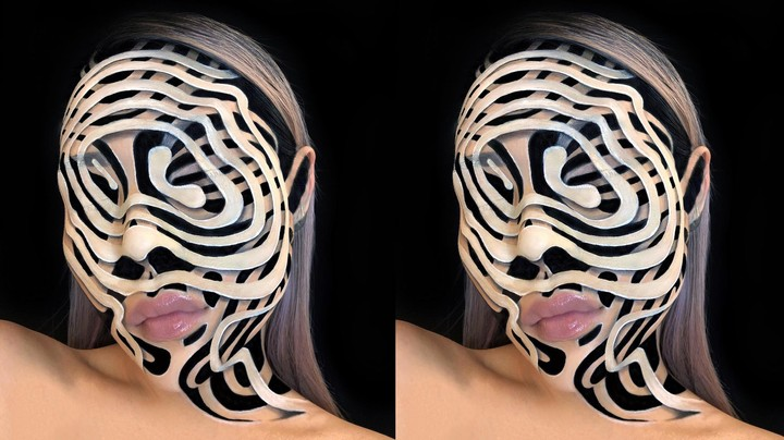 Who Is She? The Dystopian Vision of Makeup Artist Mimi Choi