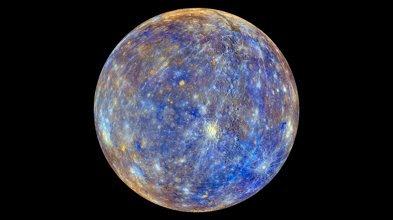 Mercury planet mythology: The messenger of the Gods