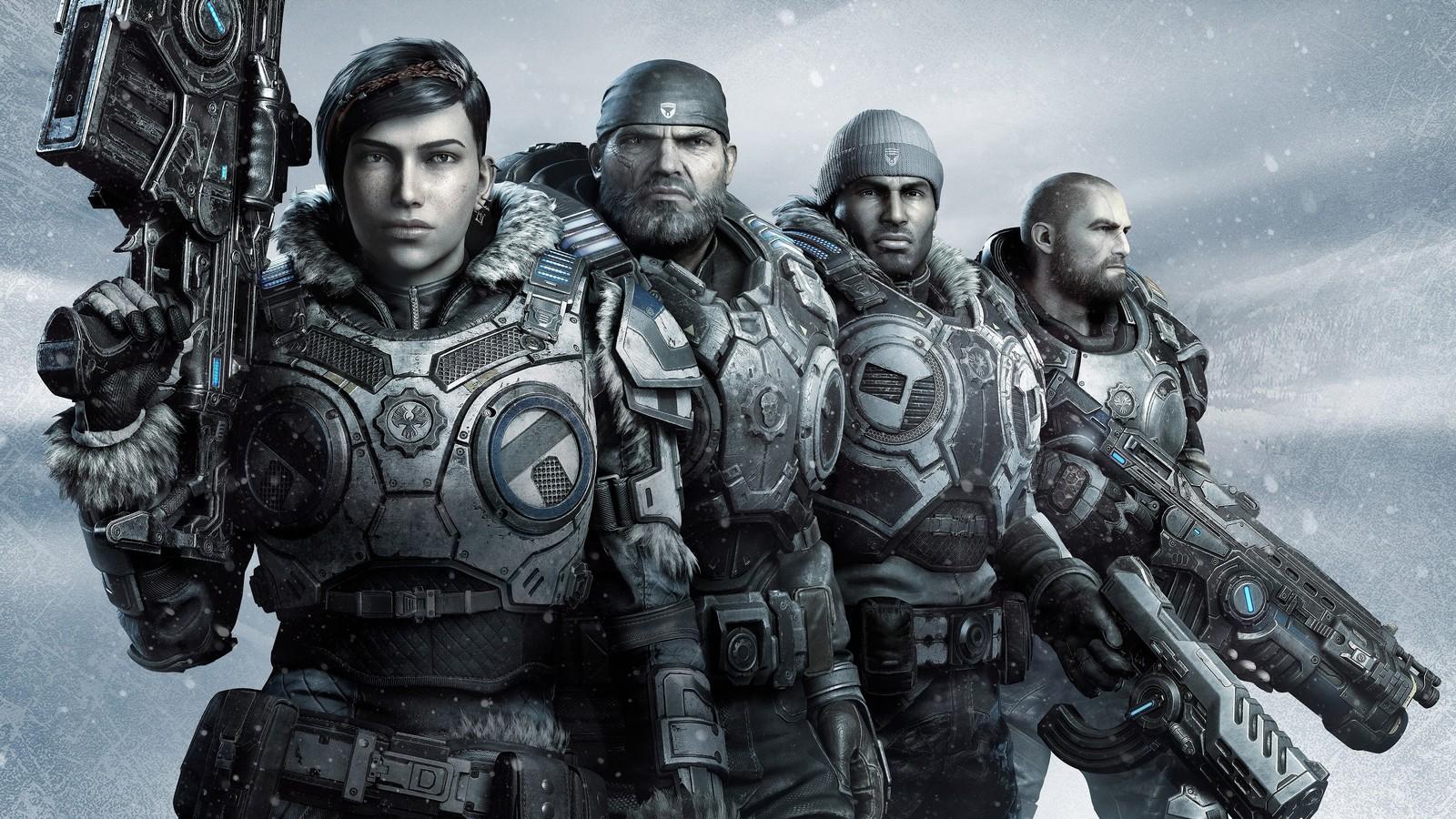 'Gears 5' Director on His Career of Salvaging Game Development Trainwrecks