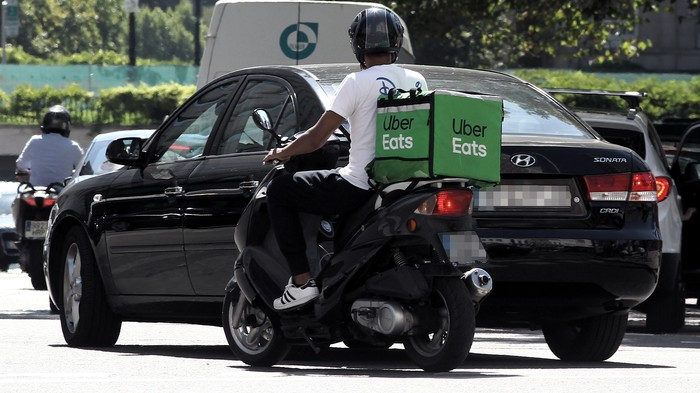 California Passed a Bill That Will Make Delivering Food for a Startup Drastically Better