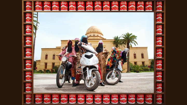 Hassan Hajjaj is No Shrinking Violet