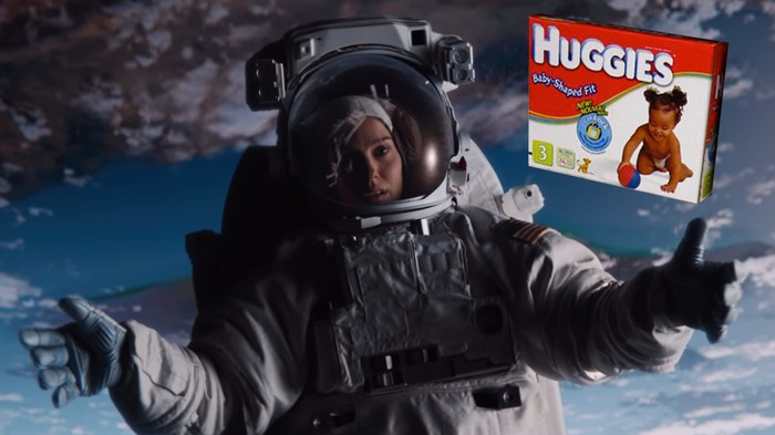 Give Us Diapers in Natalie Portman's Diaper Astronaut Movie, You Cowards