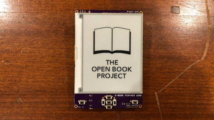 Anyone Can Build This Open Source, DRM-Free Kindle Alternative