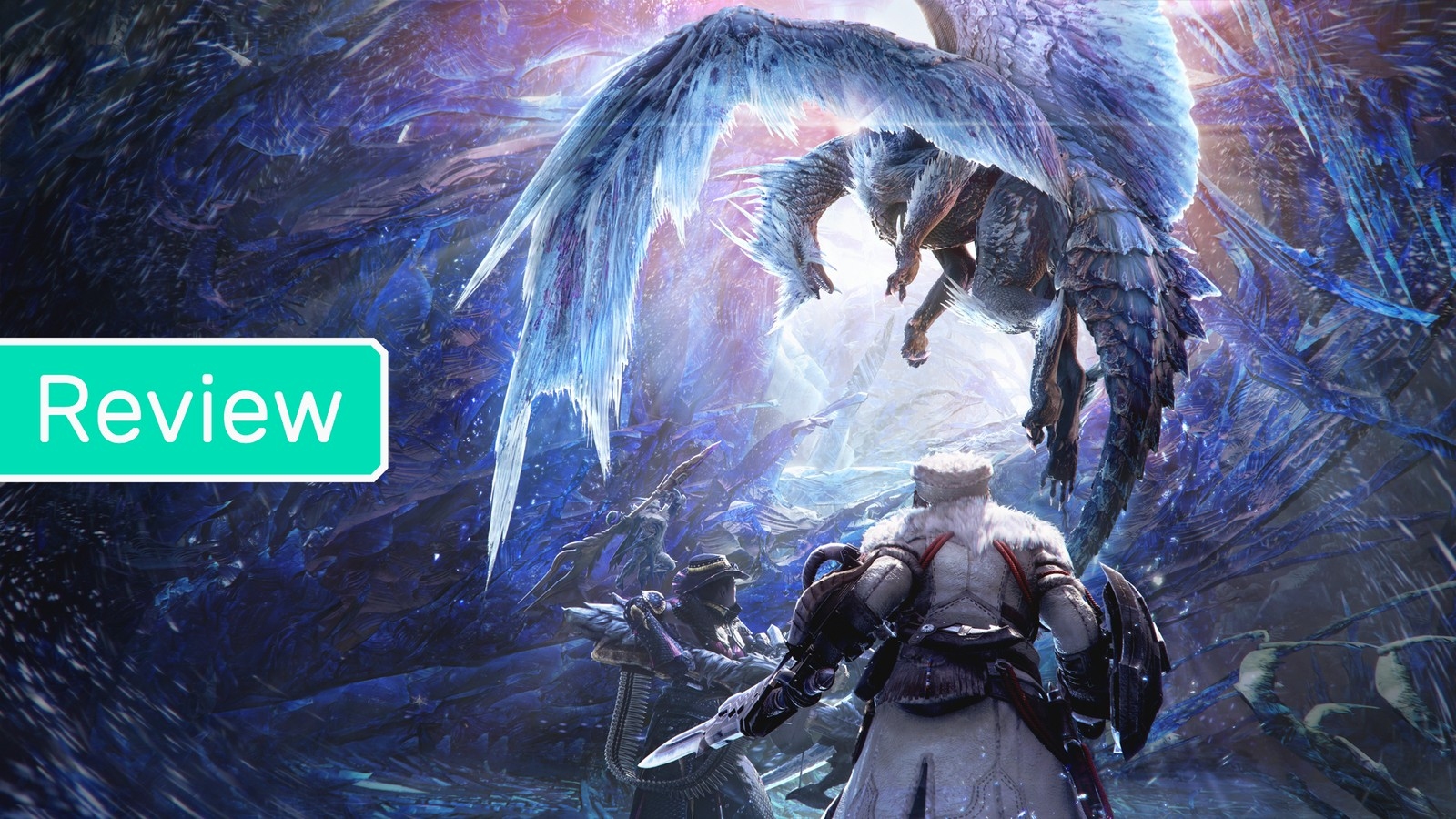 'Iceborne' is Monster Hunter at its Peak, Colonialist Fantasy Included