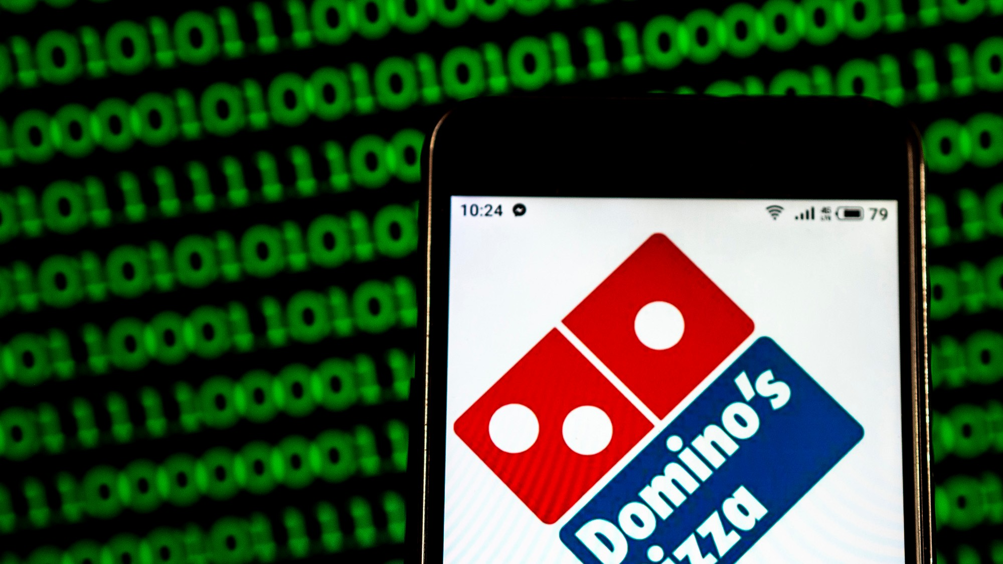 Someone Used the Domino's Pizza App to SWAT a California