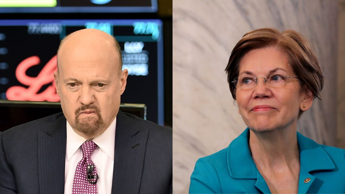 The.01 Percent Freakout Over Elizabeth Warren Just Makes Her More Powerful