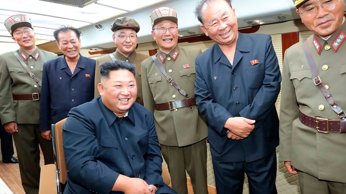 North Korea Is Building Its Own Bitcoin