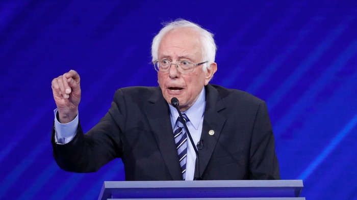 To Win, Bernie Sanders Needs to Clearly Name His Enemy: Capitalism