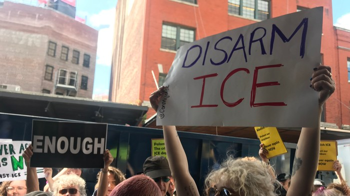 'You Have Blood on Your Hands': Jewish Protesters Call For Palantir to Drop Its ICE Contract