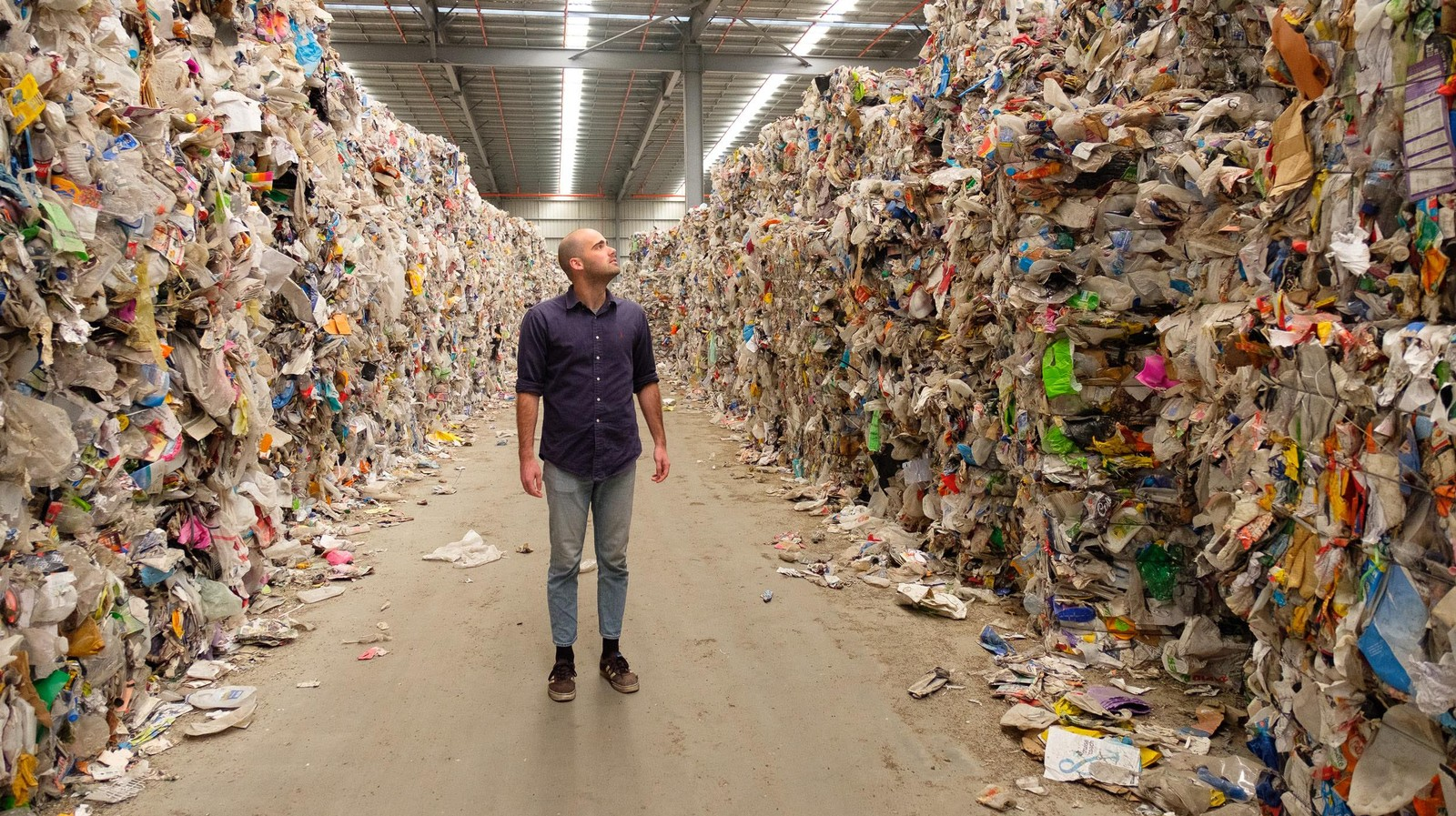 This Is What Australia's Recycling Crisis Looks Like