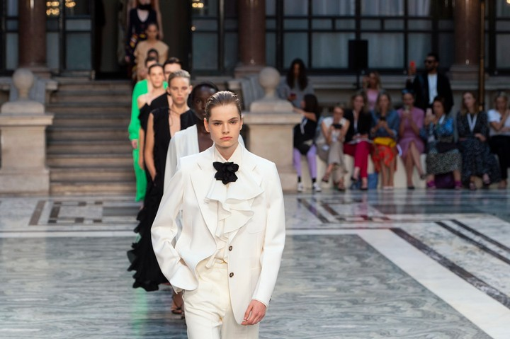 victoria beckham's ode to the 70s