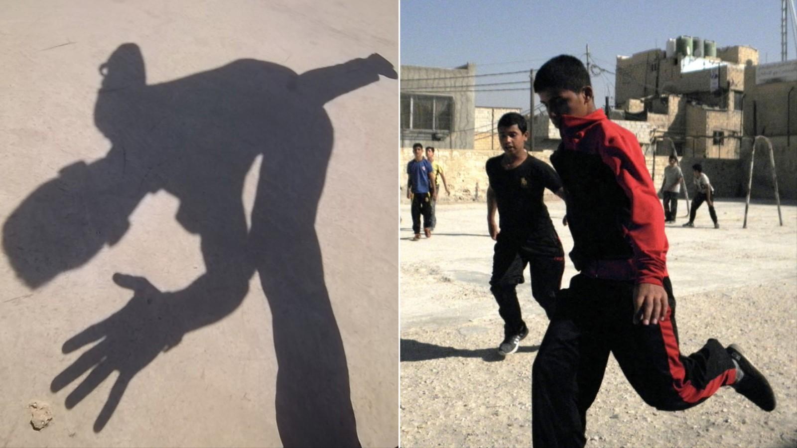 Ces jeunes réfugiés palestiniens photographient leur quotidien
