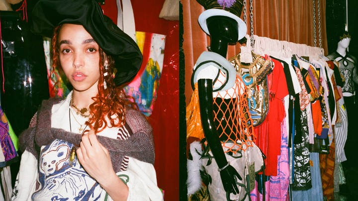 why nasir mazhar stepped away from lfw and opened his own boutique