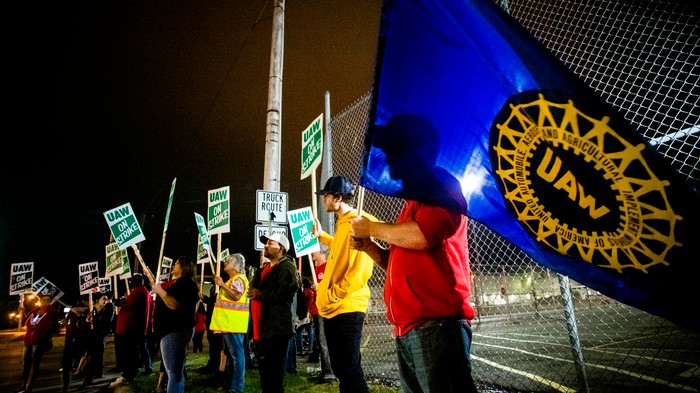 Tens of Thousands of GM Auto Workers Are on Strike Today. This Is Why.