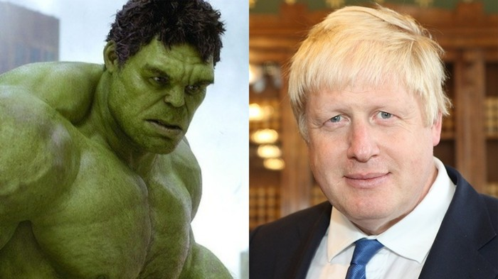 Mark Ruffalo to Boris Johnson: Keep the Hulk's Name Out of Your Mouth