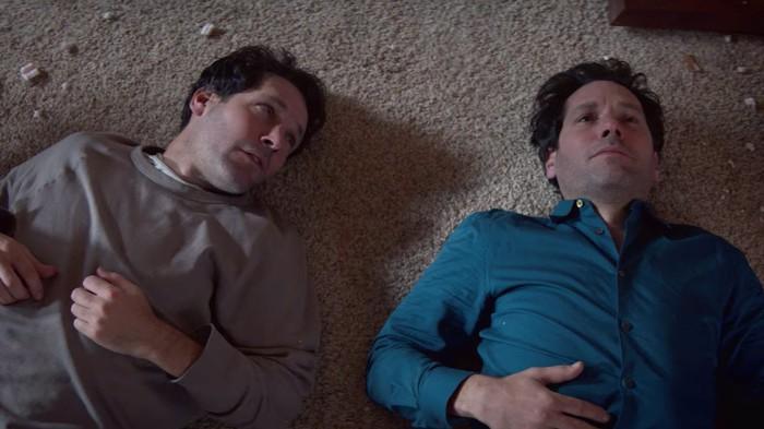Watch Paul Rudd and Paul Rudd Star in a Netflix Show About Two Paul Rudds
