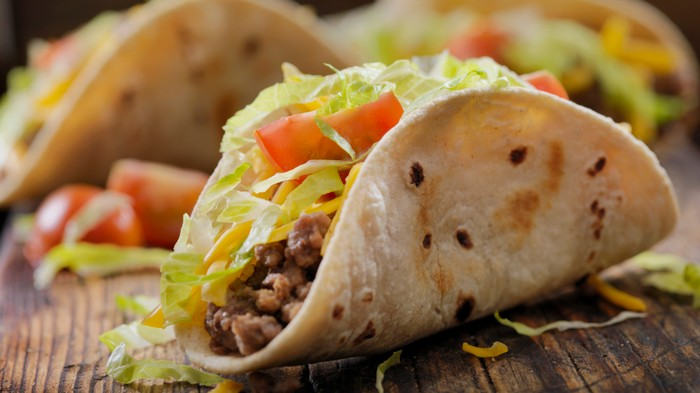 Librarian Finds Returned Book with Entire Soft Taco Used as Bookmark