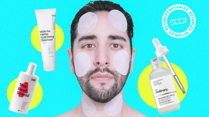 We Asked a Guy With Perfect Skin to Help Us Stop Being Such Dirty, Oily Slobs