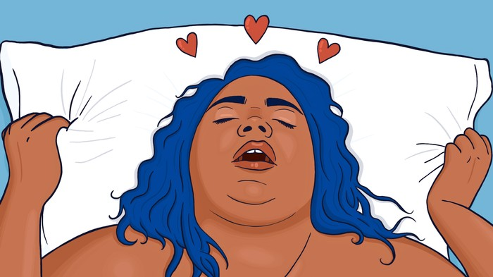 So hast du Sex mit einer fetten Frau
