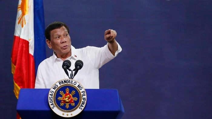 Duterte Promises Cash Prize for Capturing Felons. But He's Also Fine if You Kill Them.