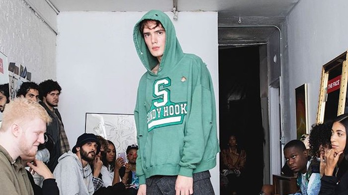 This Designer Is Actually Selling 'School Shooting Hoodies' With Bullet Holes