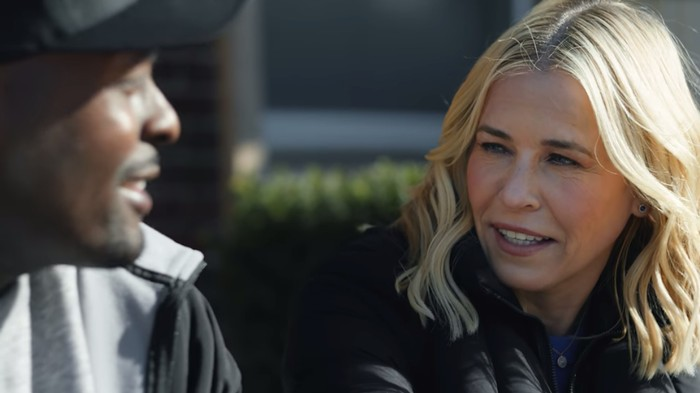Chelsea Handler's New Netflix Special Proves She Still Doesn't Understand White Privilege