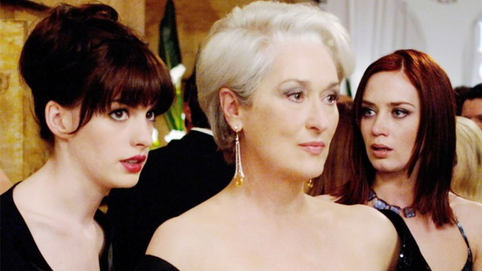 A 'The Devil Wears Prada' Musical Is Coming Next Year