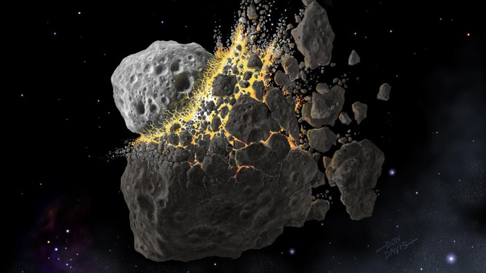 Asteroid Dust Could Help Cool the Climate, Scientists Say