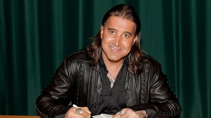 Creed's Scott Stapp Is a Baseball Dad Who Vapes Now