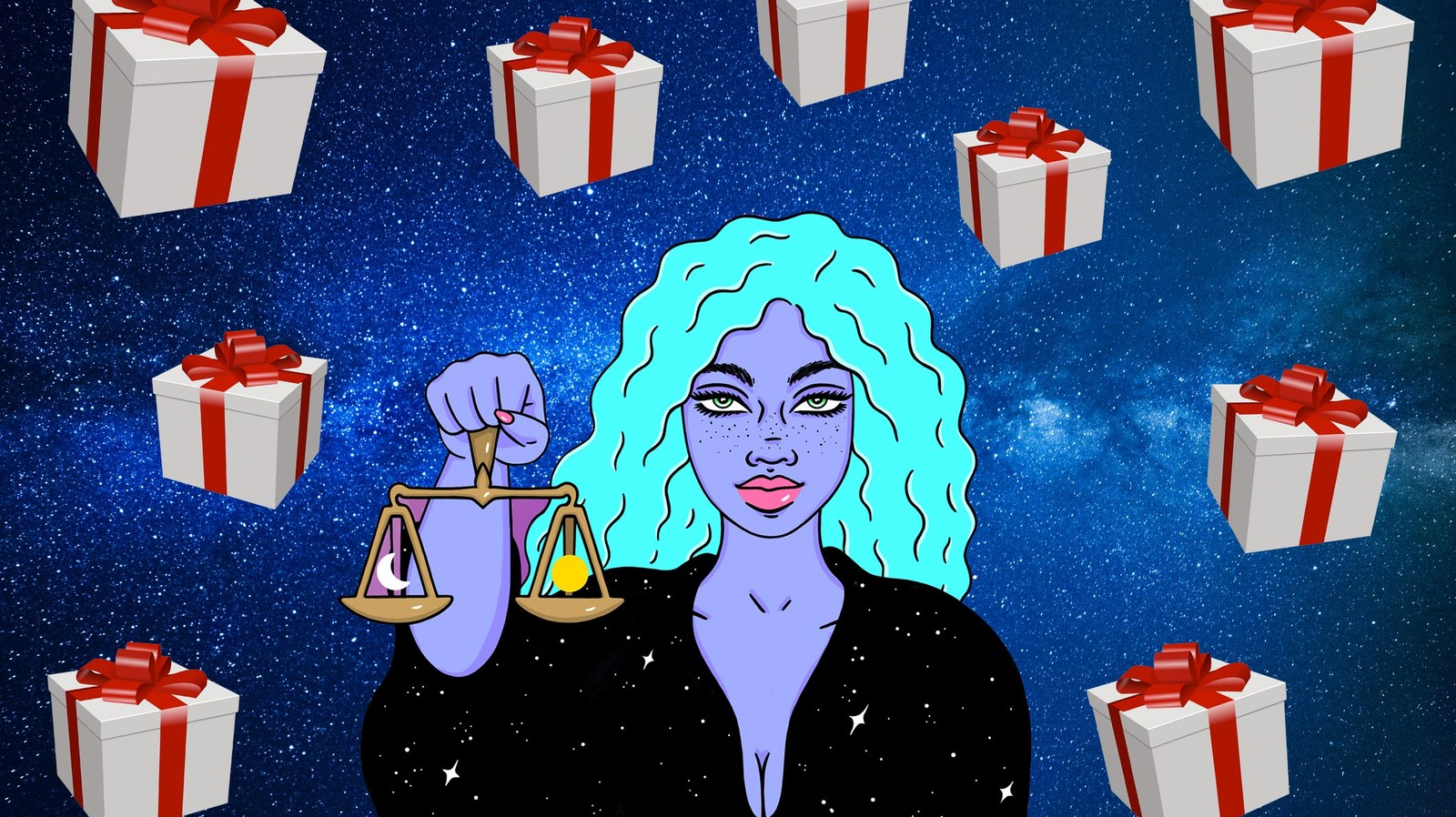 Your Gift Guide for Libra, a Sign that Loves Love but Hates Committing