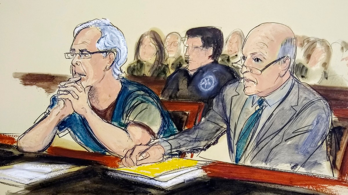 Epstein Abused Teen for 3 Years When She Was Basically Homeless, Lawsuit Says