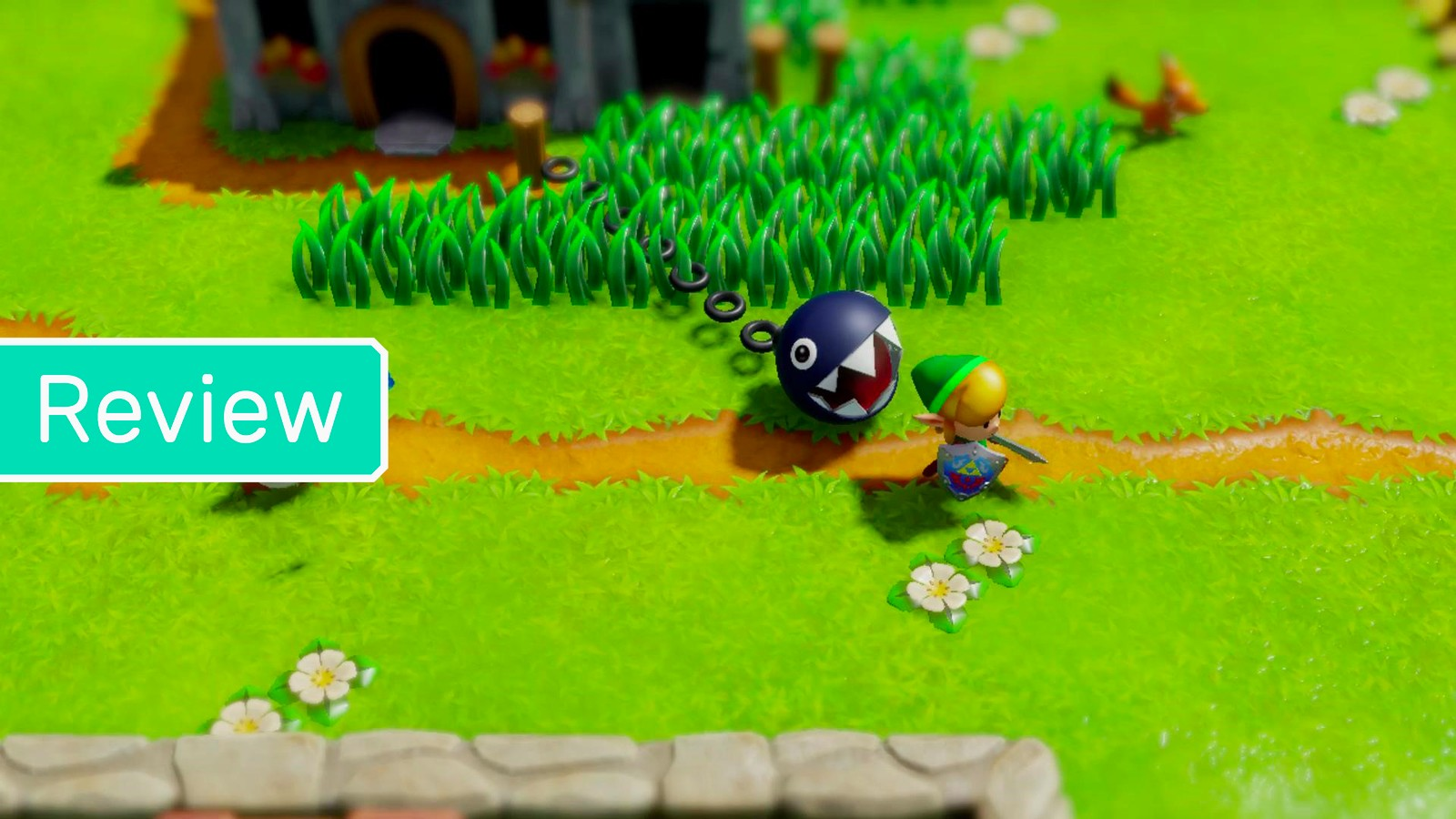 'Link's Awakening' Is an Excellent Update of a 90s Video Game, Warts 'n All