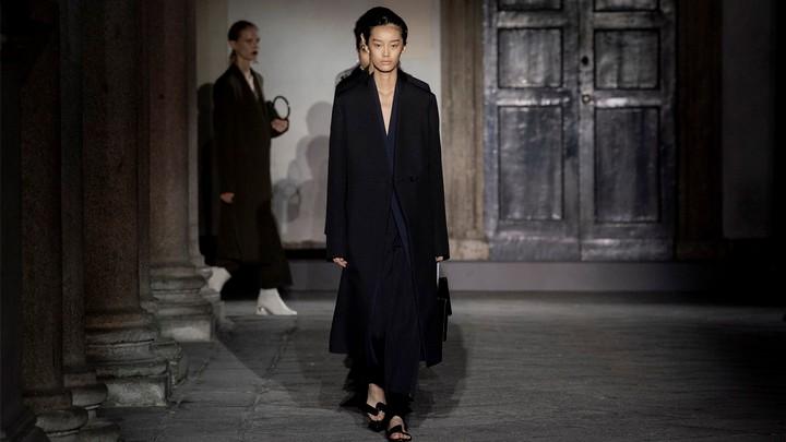 jil sander embraces minimalist maximalism