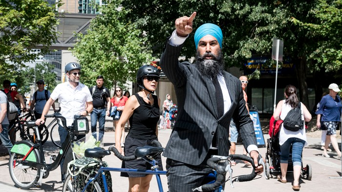 NDP Party Profile: Everything You Need to Know About Voting for Jagmeet Singh