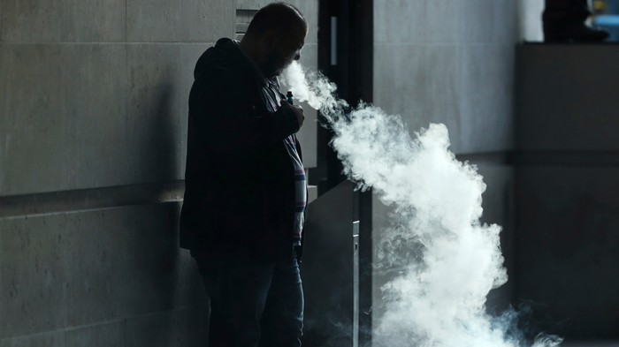 The Feds Want to Know If You've Vaped Illicit Juice — and No, You Won't Be Charged
